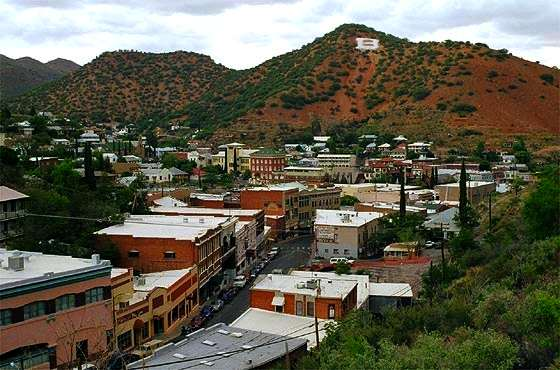 Downtown Art Walk for Bisbee